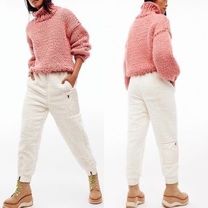 Free People Movement BFF Solid Fleece Pant